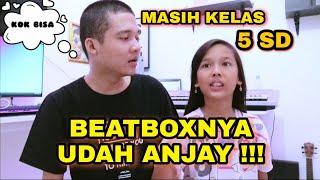 BEATBOX ECA VS DENY ! MALAH NGAJARIN DENY BEATBOX !!!