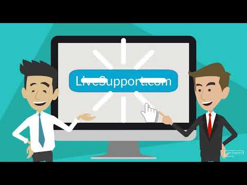 What is Live Support Live Chat and Text Support Software?