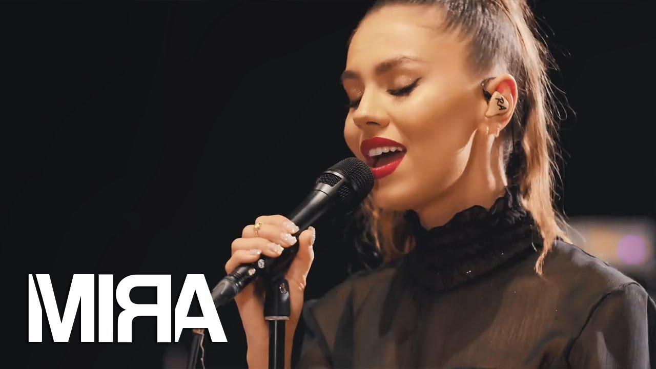 MIRA — Dragostea din tei (LIVE Session) | O-Zone