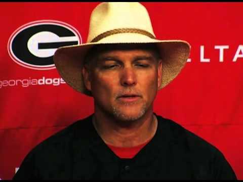 Georgia head coach Richt Opening Statement (August 6)