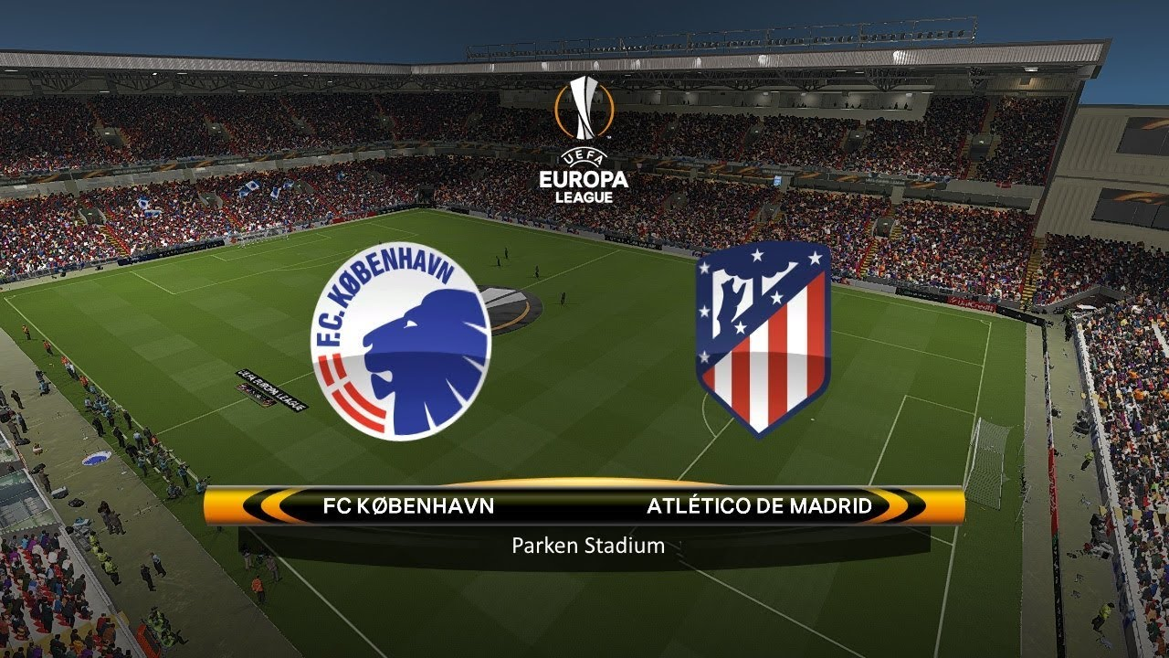 Image result for FC Copenhagen vs Atletico Madrid