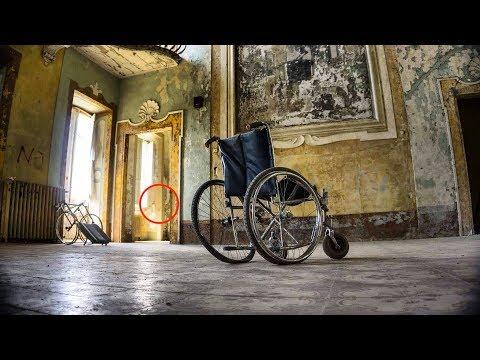 AFFRESCHI PERDUTI AL MANICOMIO ABBANDONATO DI VILLE SBERTOLI [ URBEX ITALY ]