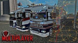 ETS2 MULTIPLAYER [SIM2] ★ #1180: Auf Tour mit der CML I Euro Truck Simulator 2