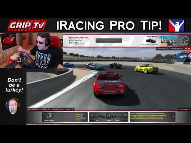 GripTV iRacing Pro Tip #44