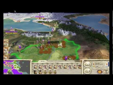 Rome: Total War [Very Hard] - P.33 - Mesopotamia - Operation King of Kings