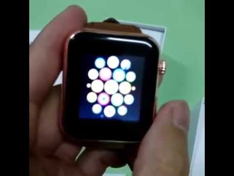 AW08 Smart Watch Unboxing & Test part 7/7