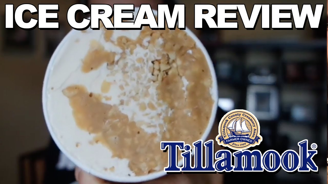 Ice Cream Review Tillamooks Double Nutty Peanut Butter