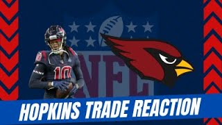 DeAndre Hopkins' Fantasy Football Impact on the Cardinals Offense