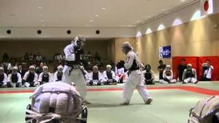 2014 東京都選手権大会 中山(早稲田)対菅藤(国士舘)