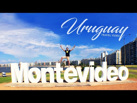Uruguay, Montevideo (Filmed with iPhone 6s plus)