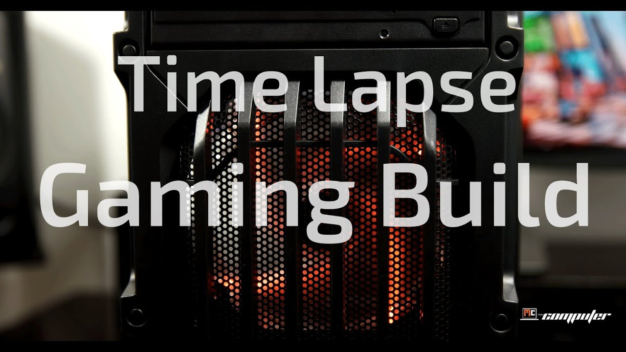 how to build a 4k gaming pc