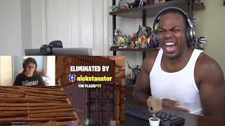 Fortnite Rage Compilation #1 (RIP KEYBOARDS & MONITORS) - REACTION!!!