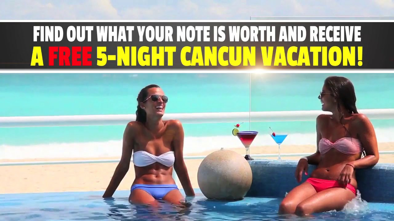 FREE 5-Night Cancun Vacation