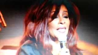 "George Duke Memorial Service: Chaka Khan ""My Funny Valentine"", Aug. 19th, 2013, Los Angeles"