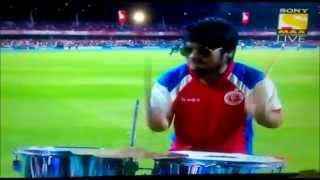 ROYAL CHALLENGERS  BANGALORE ( EXTRA INNINGS)    DRUMMER    BHAVESH BAFNA RB