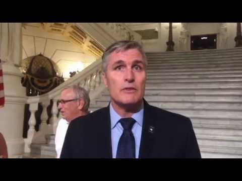George Scott announces congressional campaign