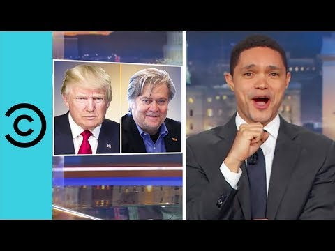 Download Youtube: Trump Vs Bannon: The Collusion Showdown | The Daily Show