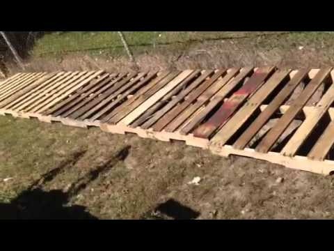 Video to help stop dogs from running fence line