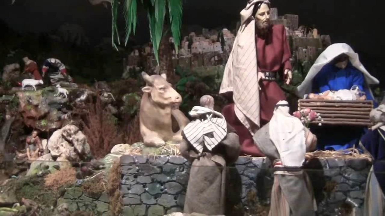 Presepe dei Frati Cappuccini di Cagliari. - YouTube