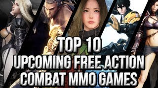 Top 10 Upcoming Free Action MMO Games (2013~2015)(http://www.freemmostation.com/ Cheap and Awesome Games▻ https://www.g2a.com/r/freemmostation Top 10 Upcoming Free Action MMO Games ..., 2013-09-08T19:55:15.000Z)