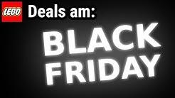 Wie man am Black Friday billig LEGO kauft!   + Angebotsübersicht