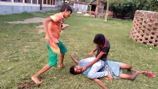 Time Laps Masti Funny Video by Village Boys || New Taste of Fun