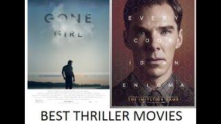 Best Movies 2014 Top 10 Thriller + Trailer Link HD Film