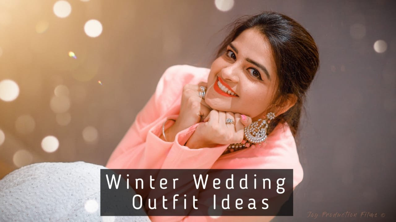 [VIDEO] - Winter Wedding Outfit Hacks| Gurleen Kaur #FashionHacks #Ideas 1