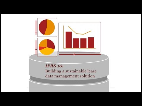 Building a sustainable lease data management solution