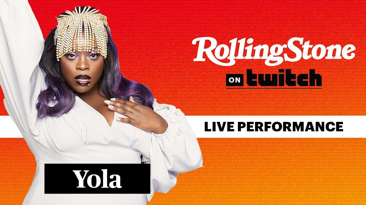 Yola Performs Live On Stream