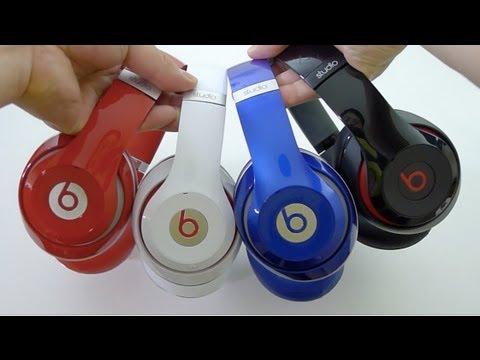 BLUE - New Beats Studio v2 aka Eminem Edition