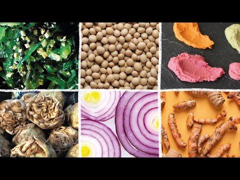 24 странных продукта, которые я ем на веганском питании