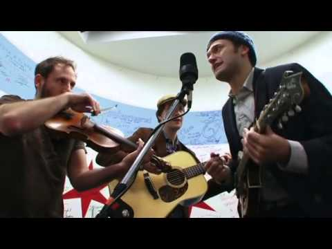 Punch Brothers - Just What I Needed (The Car's Cover)