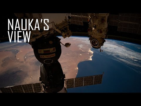 Earth From Space - Nauka's View Of Planet Earth