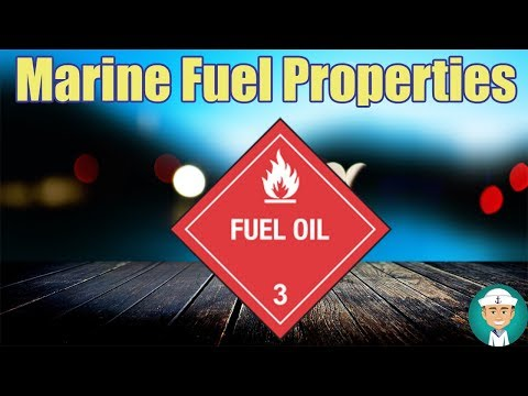 Marine Fuel Properties