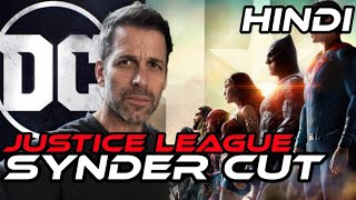 JUSTICE LEAGUE - ZACK SYNDER CUT [ HINDI ]  CINEMATIC KING