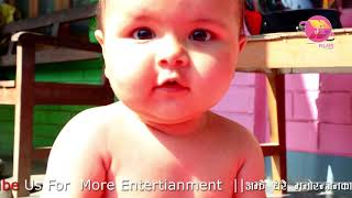 9 Months Baby    Funniest Surprised Babies Will Make You LAUGH 100 %   