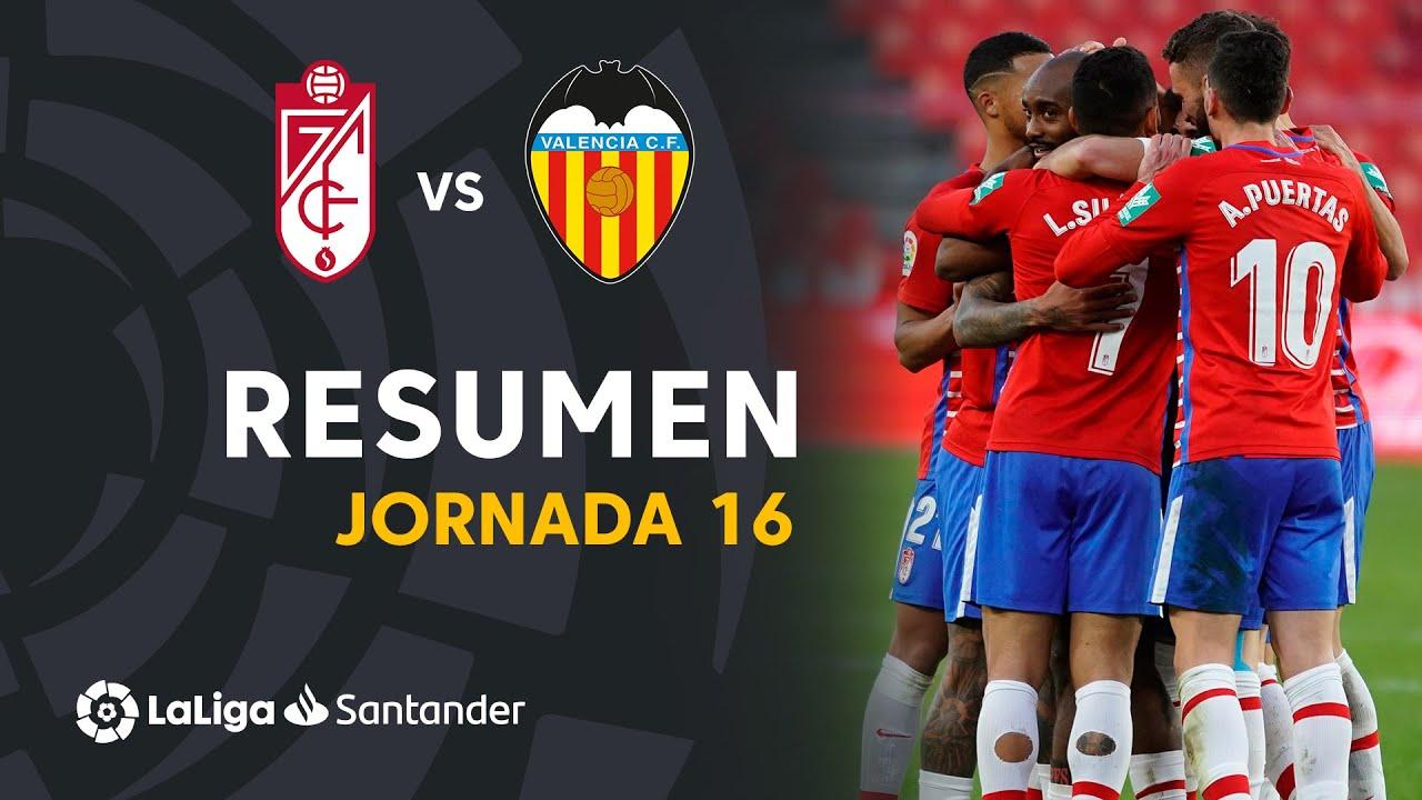 Download Resumen de Granada CF vs Valencia CF (2-1)