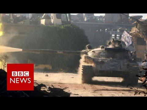 Aleppo: Syria's Key Battleground - BBC News