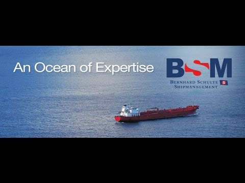 Introducing BSM | Bernhard Schulte Shipmanagement