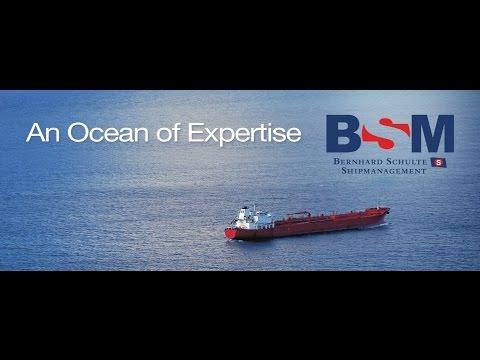 Introducing BSM | Bernhard Schulte Shipmanagement