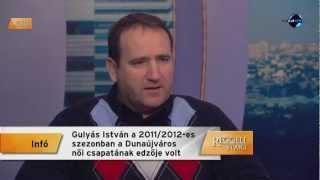 DIGI Sport, Reggeli Start - Gulyás István és Triffa Ágnes
