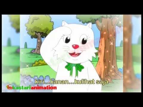 Lagu Anak Indonesia - Naik Naik Ke Puncak Gunung - Kastari Animation Official