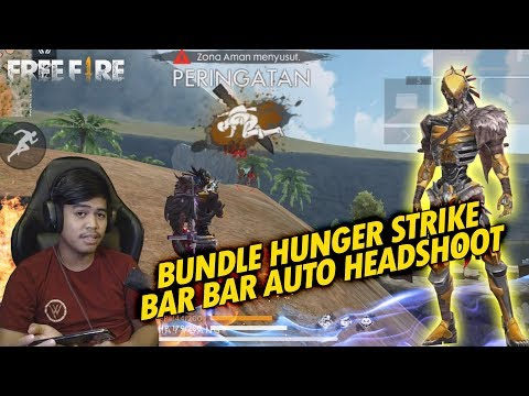 auto-headshoot-pake-bundle-terbaru-hunger-strike---free-fire-battleground
