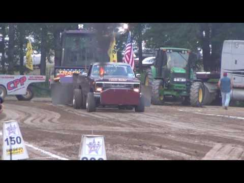 Jason Gaiser Darkest Hour at Brookville PA USA East July 19