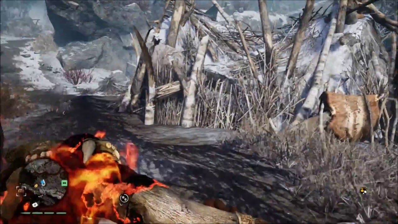 Far Cry Primal How To Get Into Udam Homeland Youtube