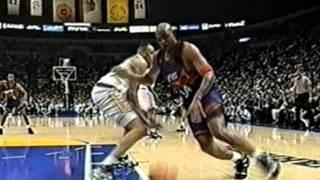 Charles Barkley 56pts vs. Warriors 1994 Playoffs R1G3 (05.04.1994)