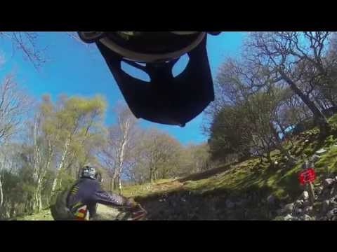 Wales 2015 Trail ride