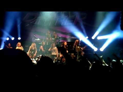 Steel Panther - Death To All But Metal (HD) Live at Sentrum Scene,Oslo Norway 17.02.2014