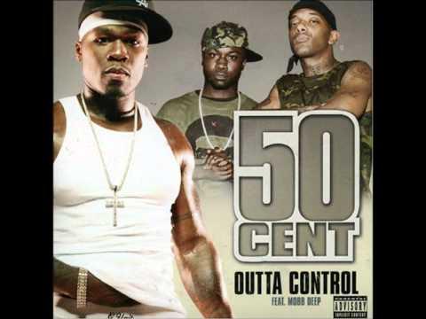 50 cent feat mobb deep  outta control (instrumental)
